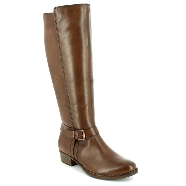 Tamaris Knee-high Boots - Tan - 25521/440 MARLY 72