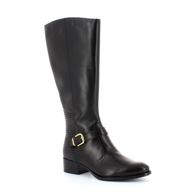 Tamaris Minalong 25560-001 Black knee-high boots