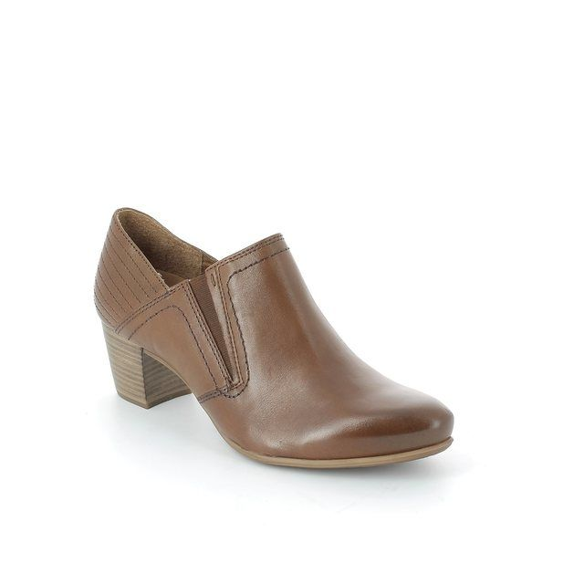 Tamaris Moda 24305-444 Tan shoe-boots