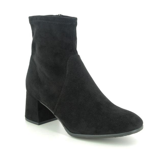 Tamaris Heeled Boots - Black - 25061/25/001 NADDA