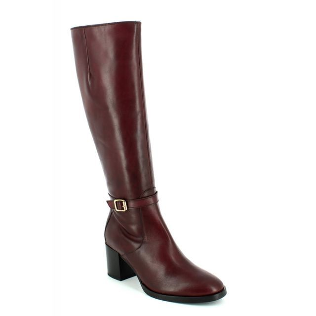 Tamaris Knee-high Boots - Wine - 25539/549 NAOS