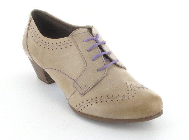 Tamaris Ocimum 23306-324 Beige shoe-boots