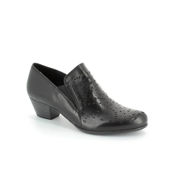 Tamaris Ocimumri 24310-001 Black shoe-boots