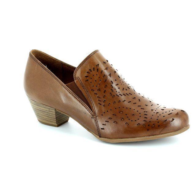 Tamaris Ocimumri 24310-361 Tan shoe-boots