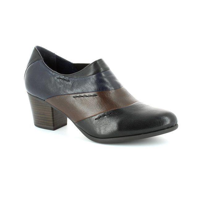 Tamaris Oksanadi 24406-896 Black multi shoe-boots
