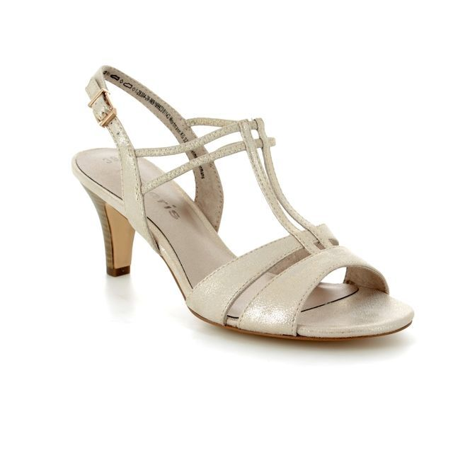 Tamaris Heeled Sandals - Gold - 28304/20/909 PADULI 81