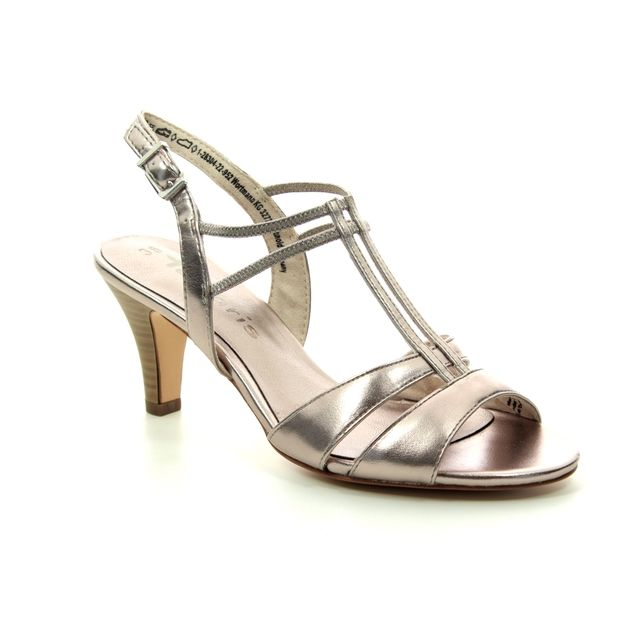 Tamaris Heeled Sandals - Pewter - 28304/22/952 PADULI 91