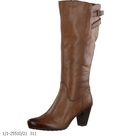 Tamaris Peanolo 25510-311 Tan long boots