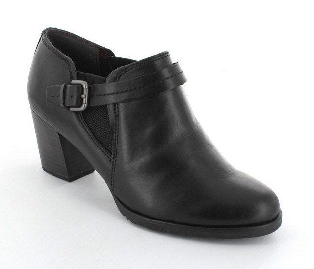 Tamaris Pest 24422-001 Black shoe-boots