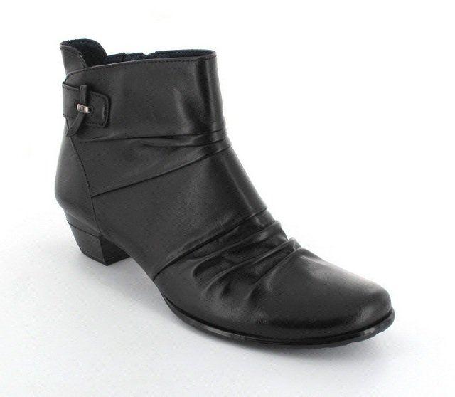 Tamaris Picante 25304-001 Black ankle boots