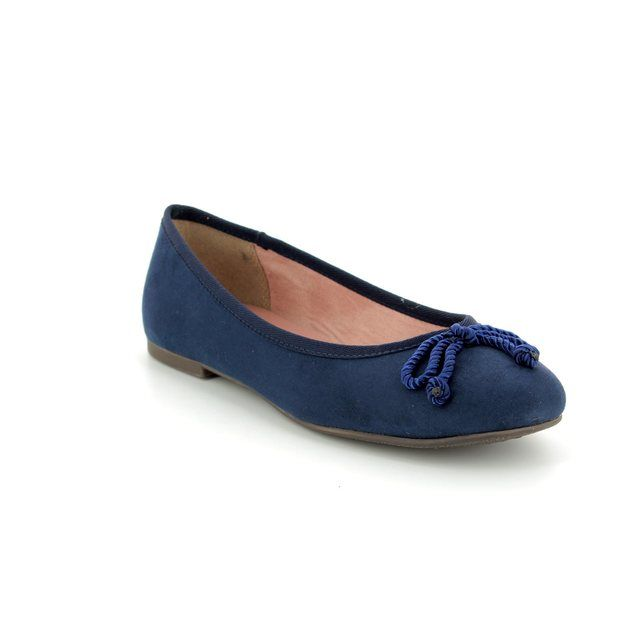Tamaris Pumps - Navy - 22142/20/805 SAKURA 81