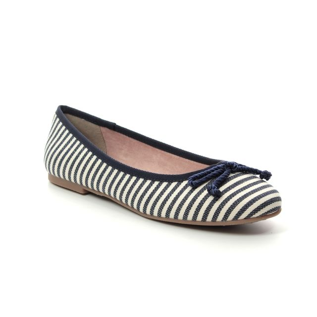 Tamaris Pumps - Navy multi - 22142/22/865 SAKURA 91