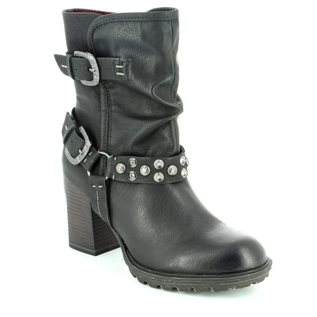 Tamaris Ankle Boots - Black - 25464/001 SMILLA DODA