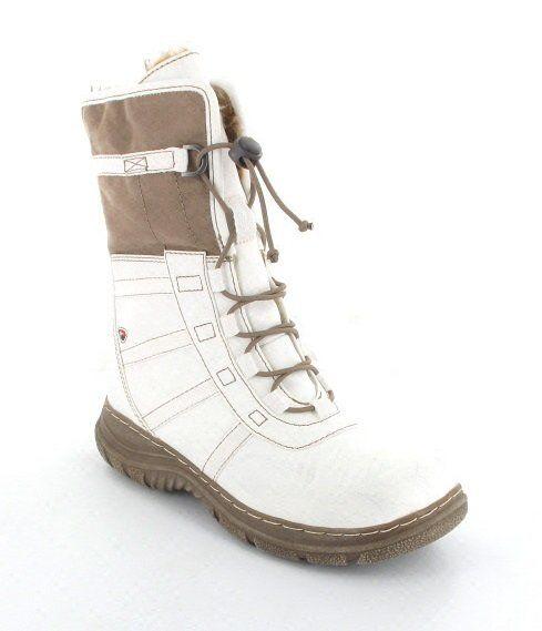Tamaris Urania 26209-118 White ankle boots