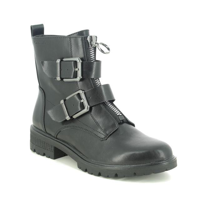 Tamaris Ankle Boots - Black - 25414/25/020 ZEYA
