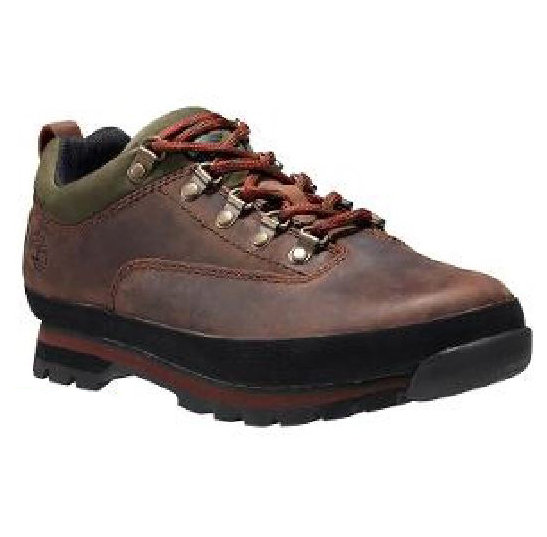 Timberland Euro Hiker Low CA18D0-20 Brown casual shoes