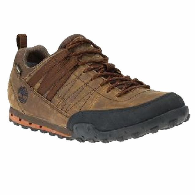 Timberland Greeley Gtx CA116E-20 Brown casual shoes