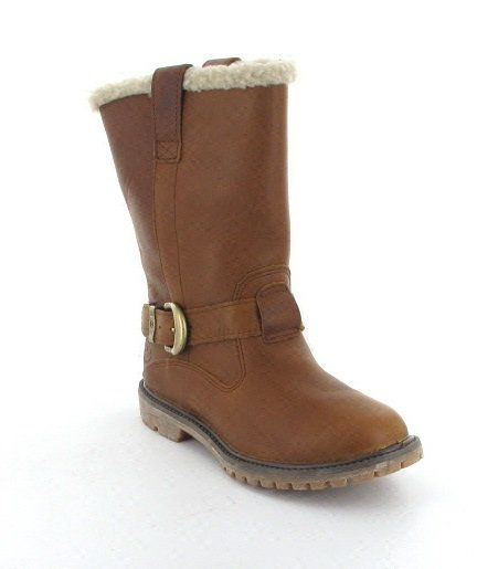 Timberland Nellie 8302R-20 Brown ankle boots