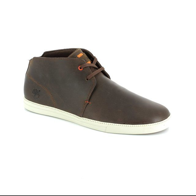 Timberland Newmarket Mid A116S-14 Brown boots