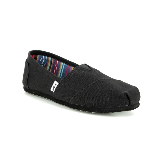 Toms Espadrilles - Black - 10002472/02 CLASSIC BLACK ON BLACK
