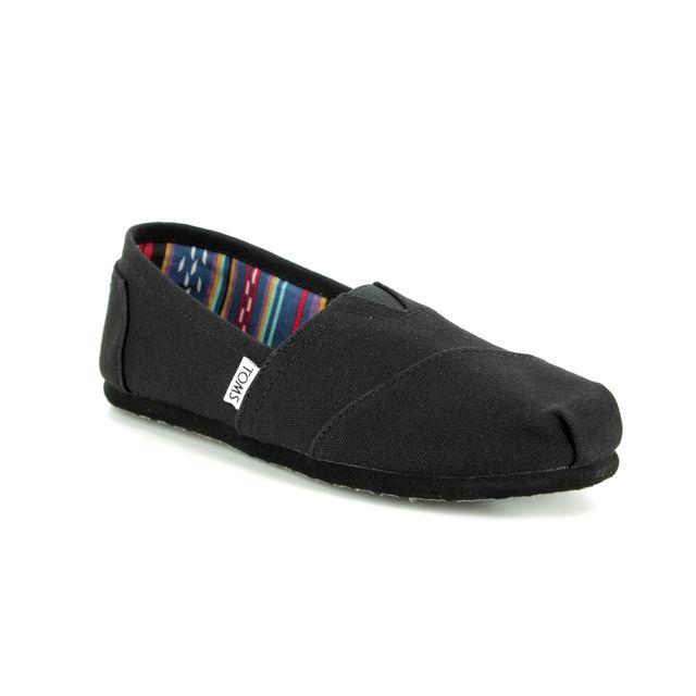 Toms Espadrilles - Black - 10002472/02 CLASSIC BLACK ON BLACK