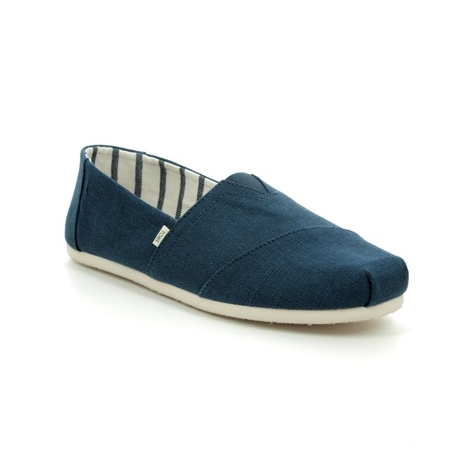 Toms Trainers - Navy - 10011704/08 CLASSIC VENICE
