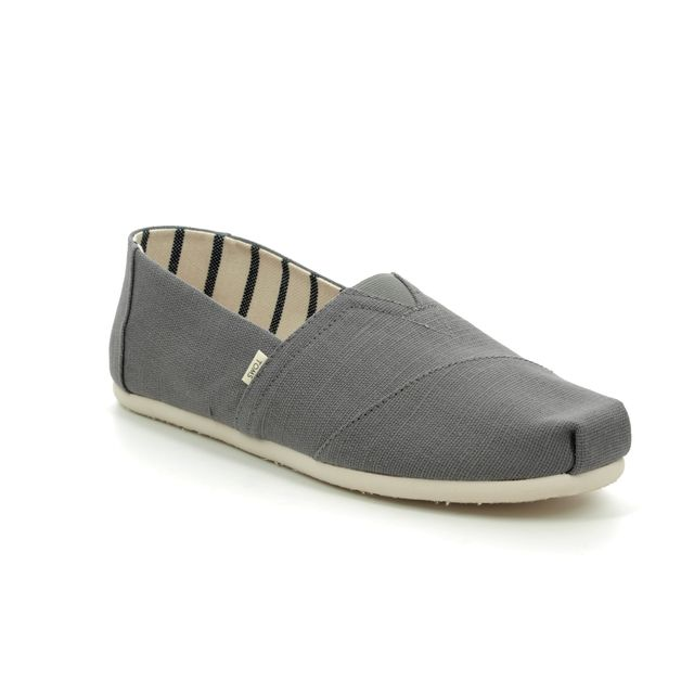 Toms Trainers - Grey - 10012662/07 CLASSIC VENICE