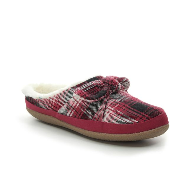 Toms Slippers - Red - 10014622/03 IVY