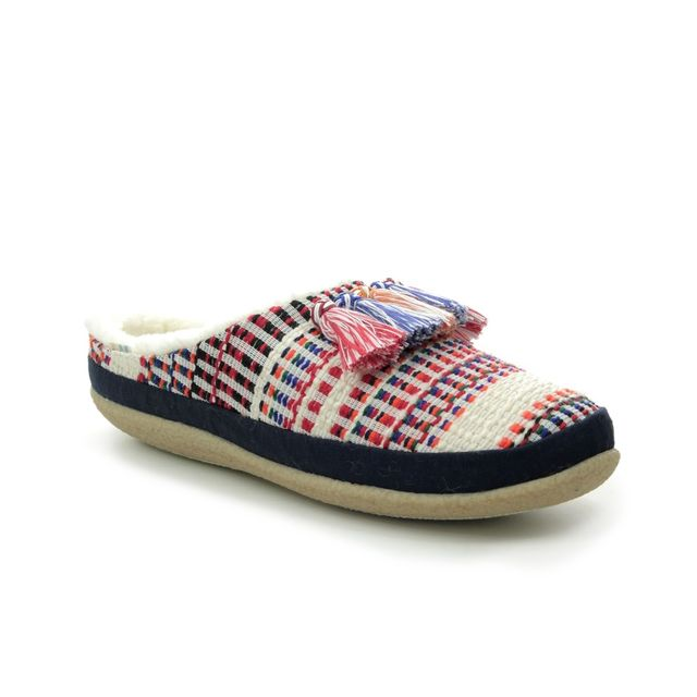 Toms Slippers - Blue multi - 10014629/02 IVY