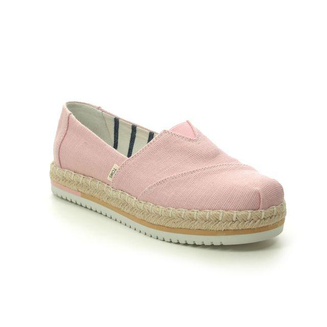 Toms Espadrilles - Pink - 10015350/60 PLATFORM