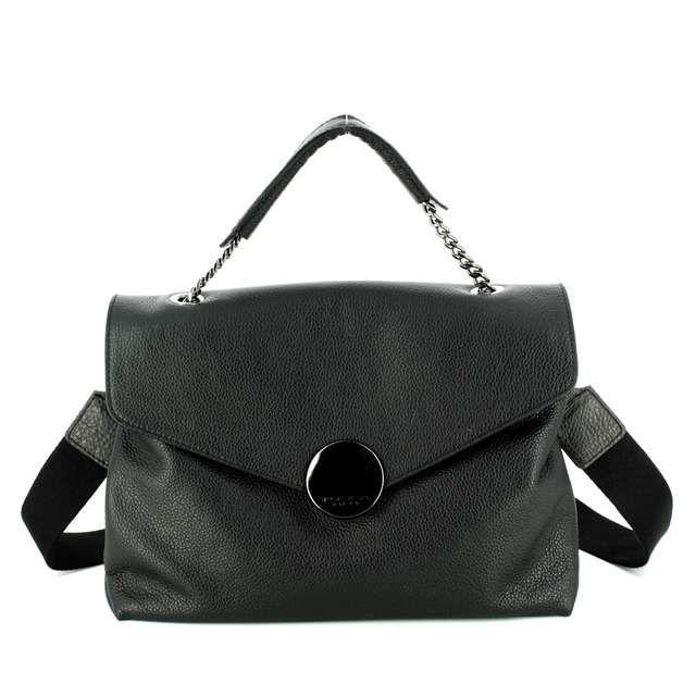 Tosca Blu Handbag - Black leather - TF181B131/33 TOKYO GRAB