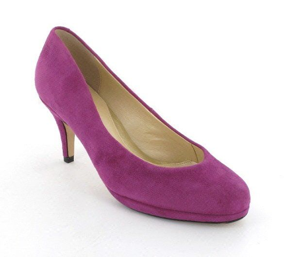 Van Dal Filby 2095-930D D Fit Fuchsia high-heeled shoes