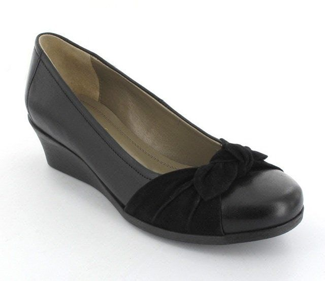 Van Dal Mimi 2175-120D D Fit Black pumps