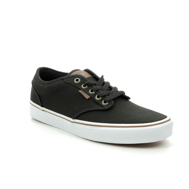 Vans Atwood VN0A327LV-E8 Black tan combi trainers