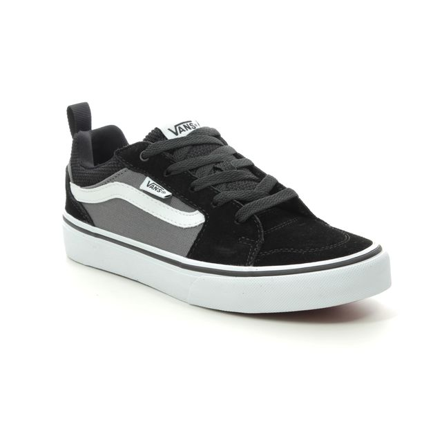 Vans Trainers - Black grey - VA3MVPUG7/35 FILMORE YOUTH