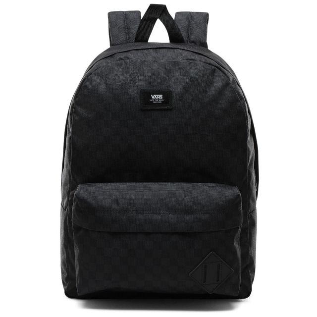 Vans Ladies Backpacks - Grey multi - VN0A3I6RB/A51 OLD SKOOL BACKPACK