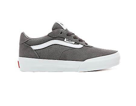 Vans Trainers - Dark Grey - VN0A3WMXQ 35 PALOMAR YOUTH 832d050be