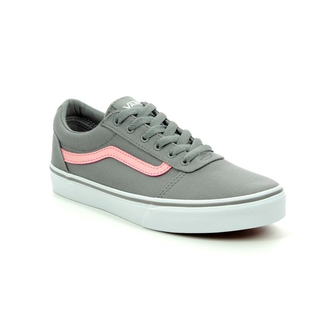 Vans Trainers - Grey Pink - VN0A3TFWF/8T WARD G