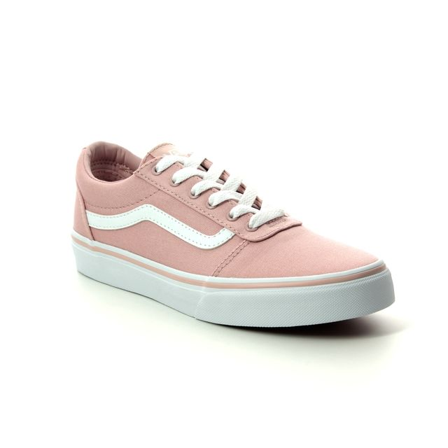 Vans Trainers - Pink - VN0A3TFWO/LN WARD G