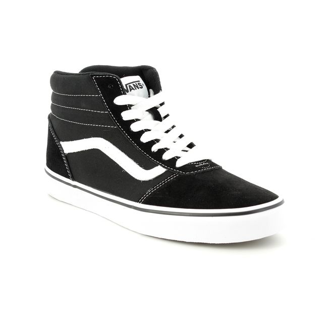 Vans Trainers - Black - VA36ENC4R/30 WARD HI TOP