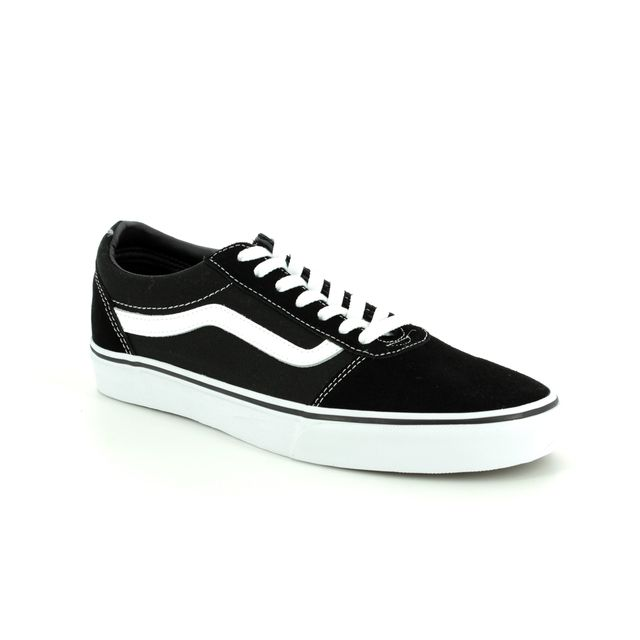 Vans Trainers - Black - VN0A36EMC/4R WARD