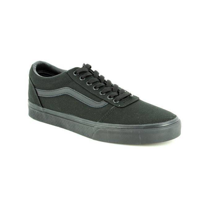 Vans Trainers - Black - VN0A38DM1/86 WARD