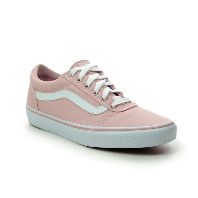Vans Trainers - Pink - VN0A3IUNO/LN WARD