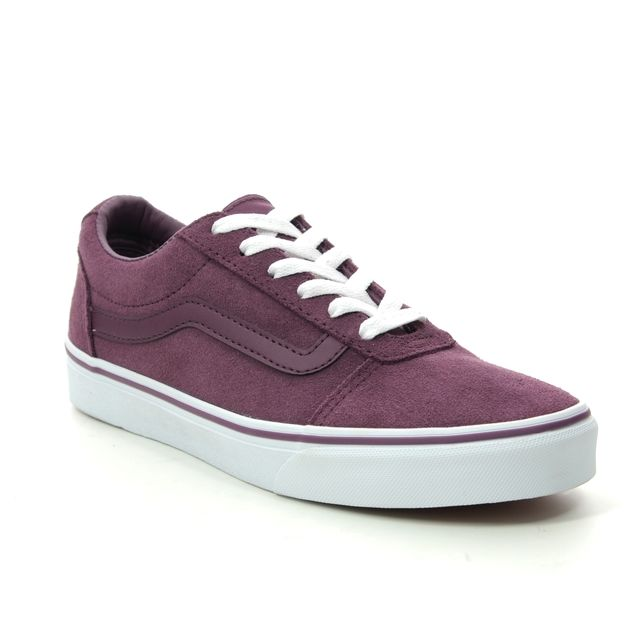 Vans Ward VN0A3IUNX-OR1 Wine trainers