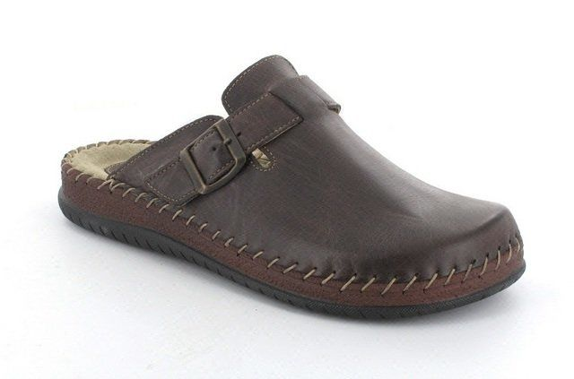 Walk in the City Conform 9289-1910 Brown house shoe