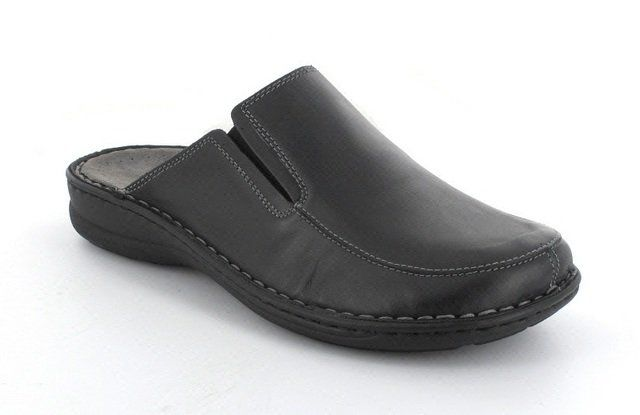 Walk in the City Klausy 8788-1680 Black house shoe