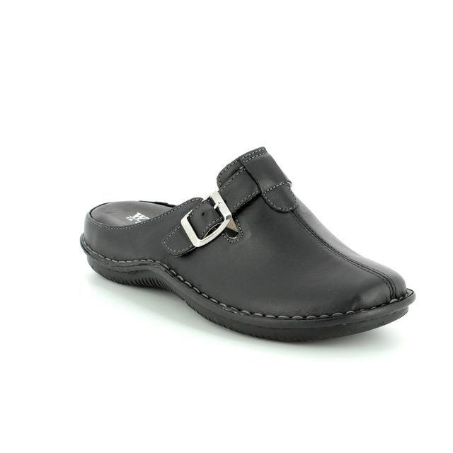 Walk in the City Slipper Mules - Black - 4988/31880 LAGOLI 81