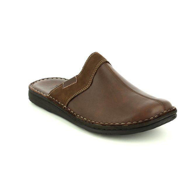 Walk in the City House Shoe - Dark Brown - 2307/28800 LEAMU