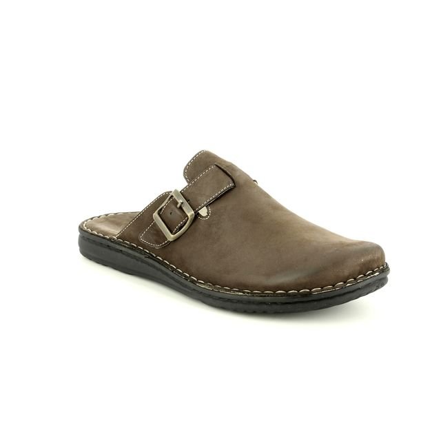Walk in the City House Shoe - Brown - 2307/28800 LEAMU