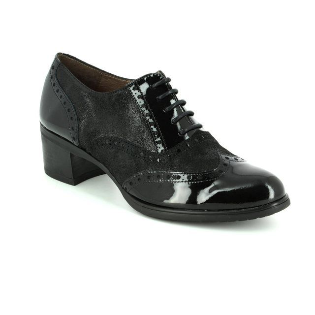 Wonders Shoe-boots - Black patent - G4010/23 ANDREABRO